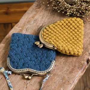 Vintage Snap Kit (Clasp + Pattern)