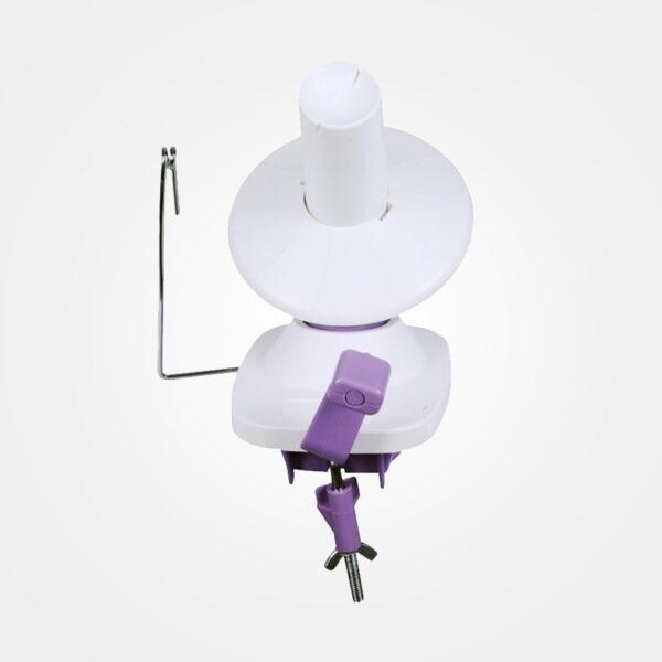Présentation d'un bobinoir en plastique Knit Pro