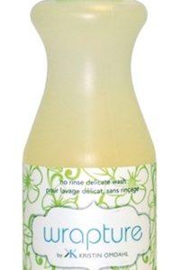 Présentation d'un flacon de lessive Eucalan parfum jasmin, de contenance 100ml