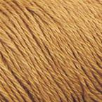 Gros plan sur le fil Allino de BC Garn, coloris 22 (brun clair)