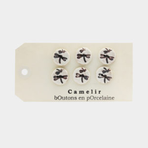 Camelir Buttons 1,8 cm (by 6)