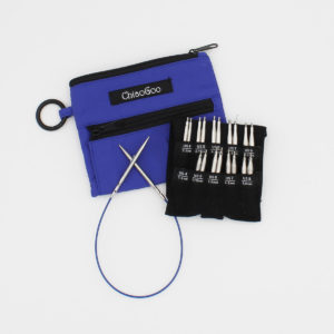 ChiaoGoo Shorties 2″ and 3″ (3.5 to 5 mm) Needle Set
