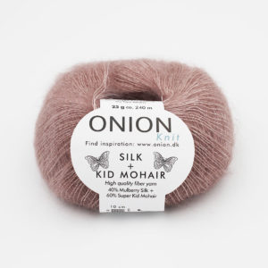 Silk + Kid Mohair – ONION