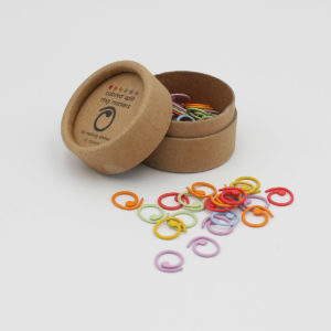 Colored Split Ring Markers – Cocoknits