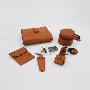 Muud – Leather Pouches, Bags and Cases