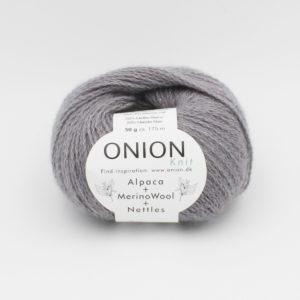 Alpaca + Merino + Nettles – ONION