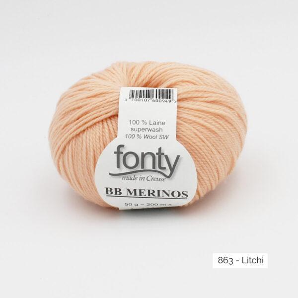 Fonty - BB Merinos