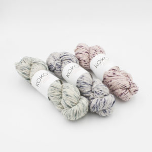 Merino Fingering Kokon – Speckled