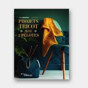 Projets Tricot avec 2 Pelotes – Anne Bermond