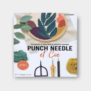 Punch Needle et Cie – Julie Robert