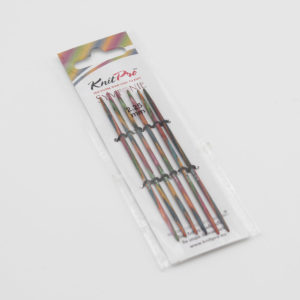Knit Pro 10 cm Double Pointed Needles