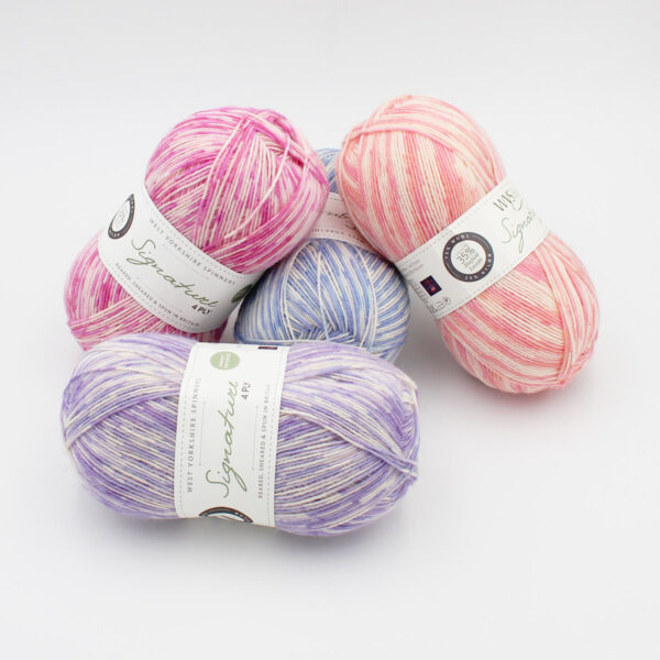 Signature 4 ply West Yorkshire Spinners