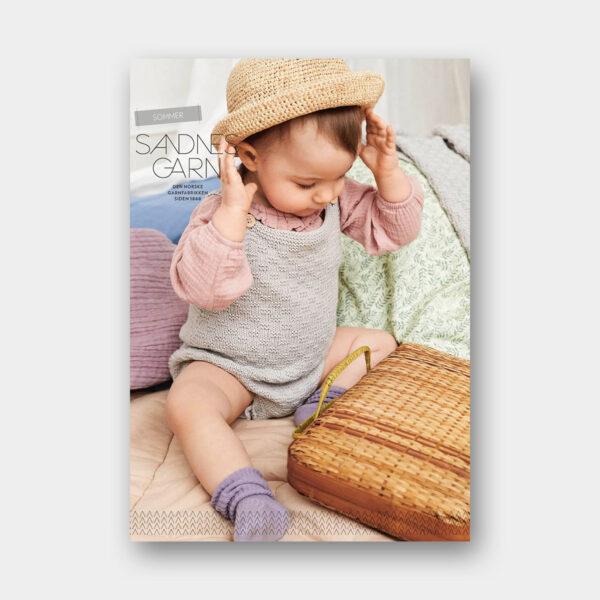 Sandnes Garn Booklet n°2007 baby