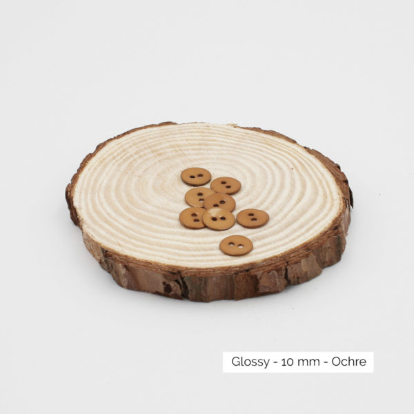 Boutons Glossy - Atelier Brunette