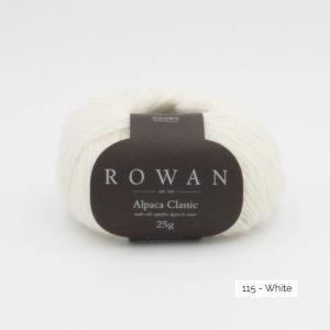 Alpaca Classic Rowan