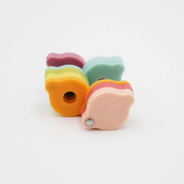 Présentation du système de jauge à aiguilles coloré de CocoKnits