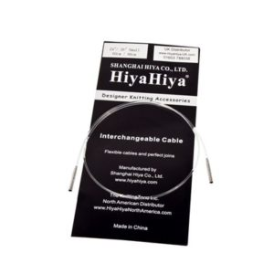 Hiya Hiya – Interchangeable needle cables
