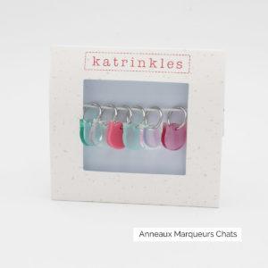 Cat-rinkles, Cat Collection de Katrinkles – Anneaux Marqueurs