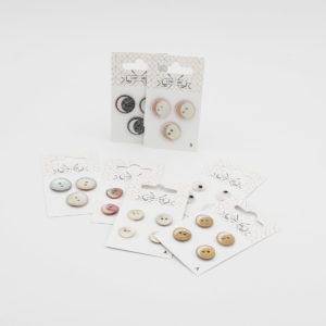Com'1 Idée – Mother of Pearl Buttons