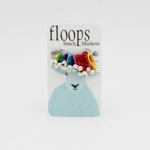 Floops Stitch Markers – Soft and Flexible Stitch Markers