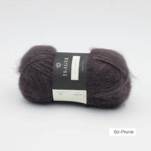 Silk Mohair – Isager – 60-Prune