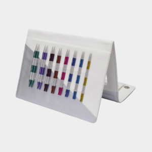 Knit Pro – Deluxe Smart Stix Interchangeable Circular Needles Set
