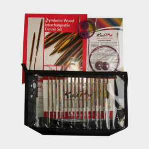Knit Pro – Symfonie Deluxe Interchangeable Needles Set