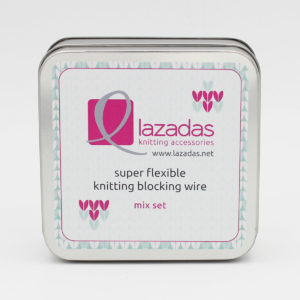 Display of the box to keep the Lazadas mix blocking set