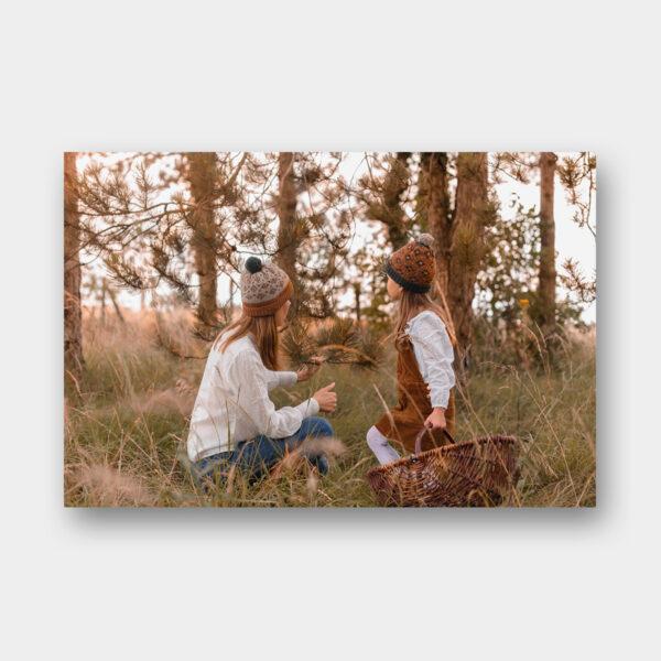 """Photo des modèles de bonnet """"Melody et Iris"""" du livre Tricot Duos de Lainamourée"""