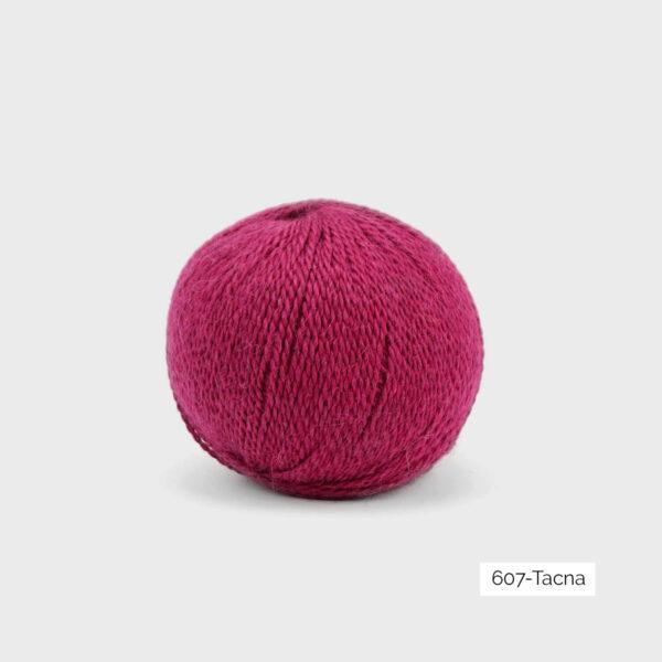 Une pelote de Balayage de Pascuali dans le coloris Tacna (rose vif)