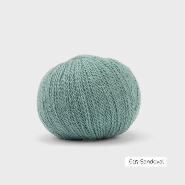 Une pelote de Balayage de Pascuali dans le coloris Sandoval (bleu clair)