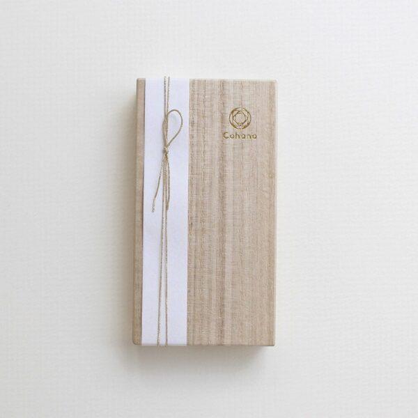 Coffret d'emballage des petits ciseaux de broderie de l'édition spéciale de noël de Cohana