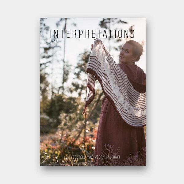Couverture du volume 7 de Interpretations par Joji Locatelli et Veera Valimäki