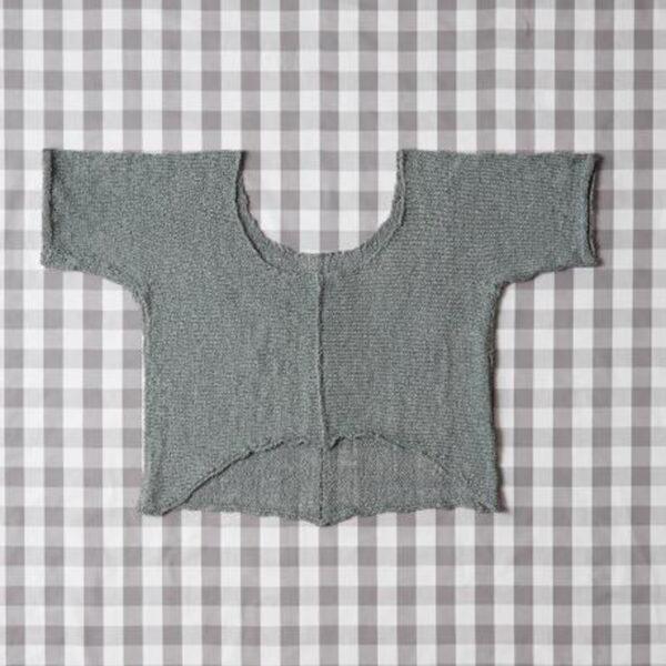 Présentation de l'utilisation du tissu quadrillé fourni dans le kit de blocage Knitter's Block de Cocoknits