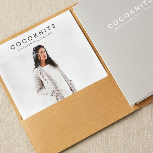 Display of the compartment on the right side of Cocoknits' Project Portfolio