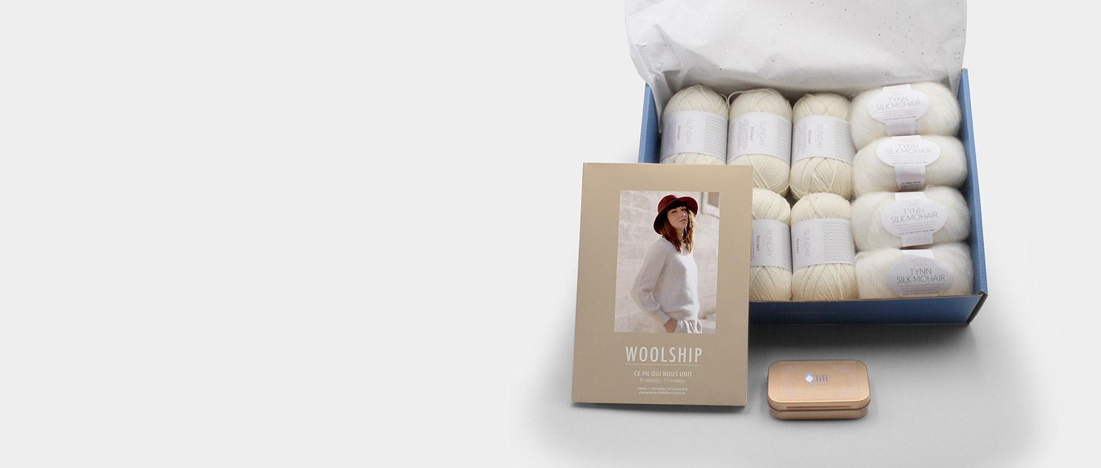 Coffret Woolship