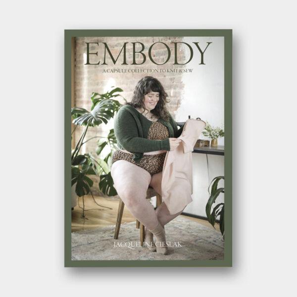 Couverture du livre Embody de Jacqueline Cieslak