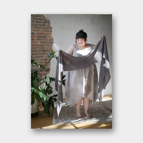Présentation de modèles à coudre et tricoter proposés dans le livre Embody de Jacqueline Cieslak