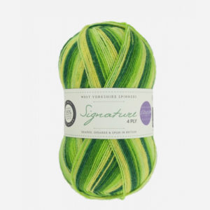 West Yorkshire Spinners – Signature 4Ply Seasons