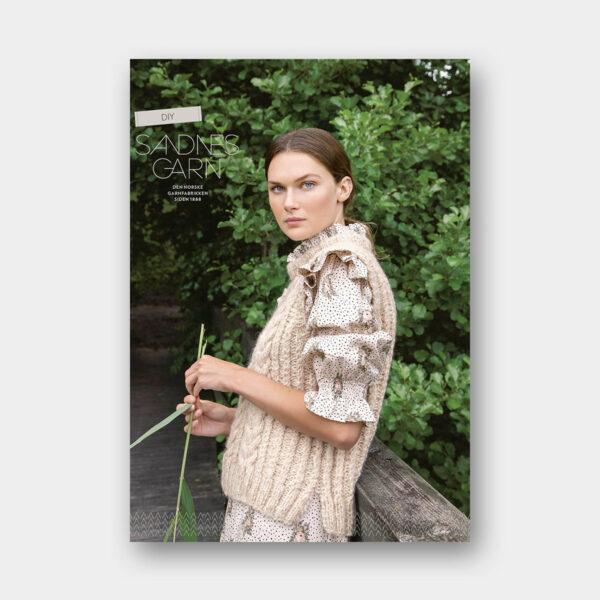 Couverture du catalogue de tricot Sandnes Garn n°2011