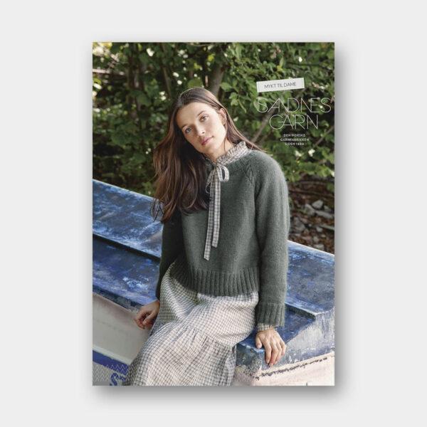 Couverture du catalogue de tricot Sandnes Garn n°2013