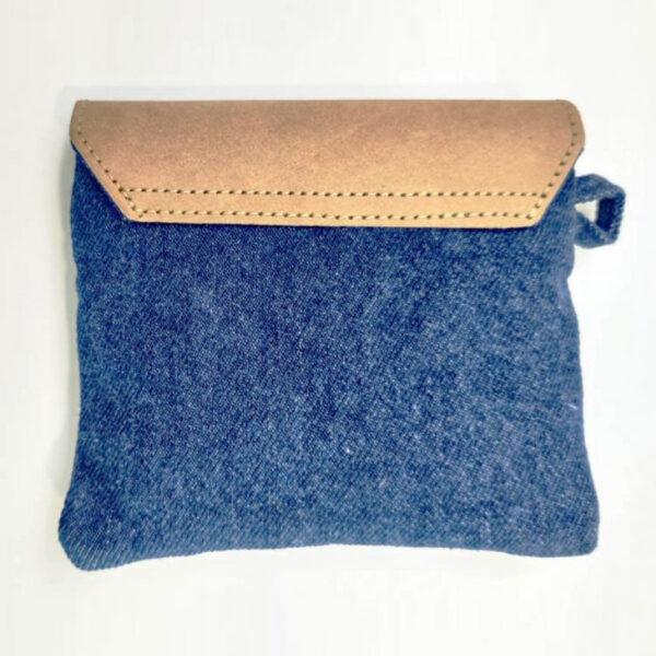 Présentation de la pochette de mini-aiguilles circulaires interchangeables Knit Pro en édition limitée spécial deluxe indigo