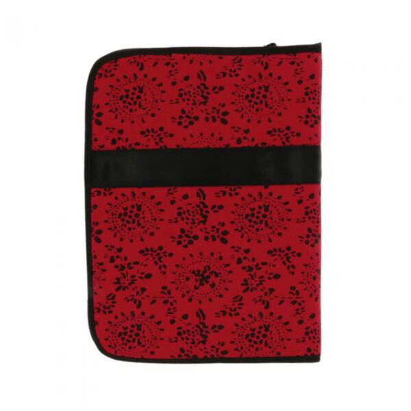 Présentation du dos de la pochette du kit de crochet tunisien Chiaogoo