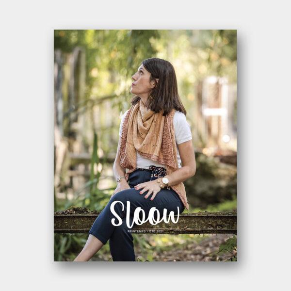 Couverture du magazine Sloow
