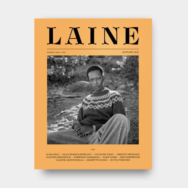 Couverture du Magazine Laine 12