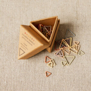 Triangle Stitch Markers – Cocoknits