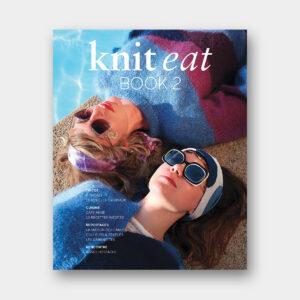 Couverture du livre Knit Eat Book 2