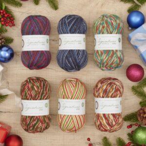 WYS – Christmas Socks Yarn