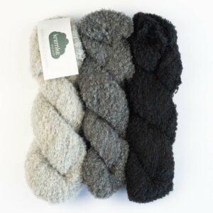 Alpaca Bouclé – Kremke Soul Wool